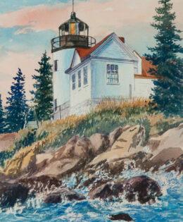 Acadia National Park 14 x 11