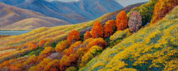 The Jubilant Mountainside