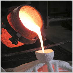 The Bronze Casting Process