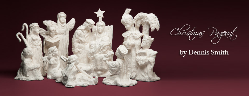 Nativity by Dennis Smith